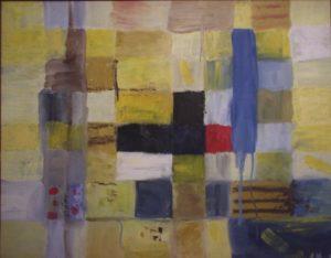 Oil on canvasboard, 2006